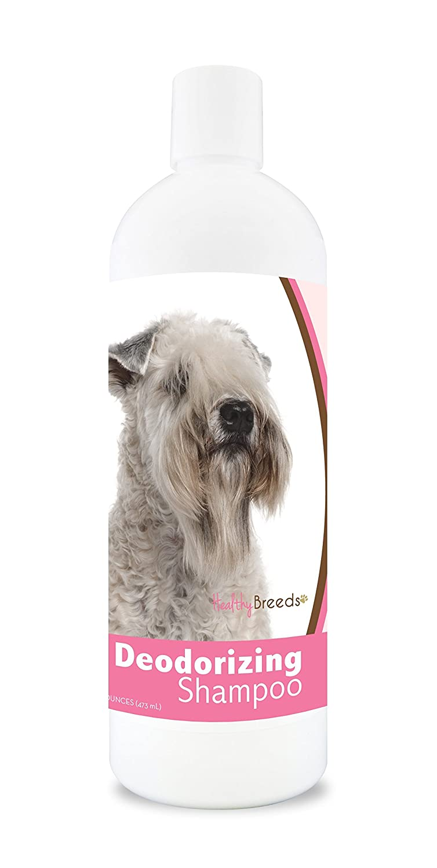Amazon.com: Healthy Breeds Deodorizing Dog Shampoo for Soft Coated ...