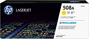 HP 508A | CF362A | Toner Cartridge | Yellow