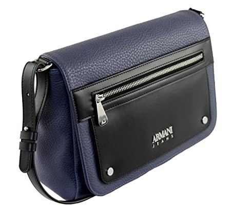 Armani Jeans Women s 922328 Shoulder Bag Blue Dark blue B 26 x H 23 x T 8   Amazon.co.uk  Luggage 2f0845ec5a2