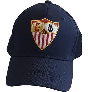 Sevilla CF 06GOR12-01 Gorra, Azul, Talla Única: Amazon.es ...