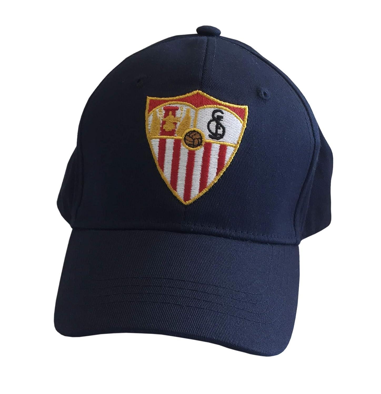 Sevilla CF 06GOR14-01 Gorra, Azul, Talla Única: Amazon.es ...