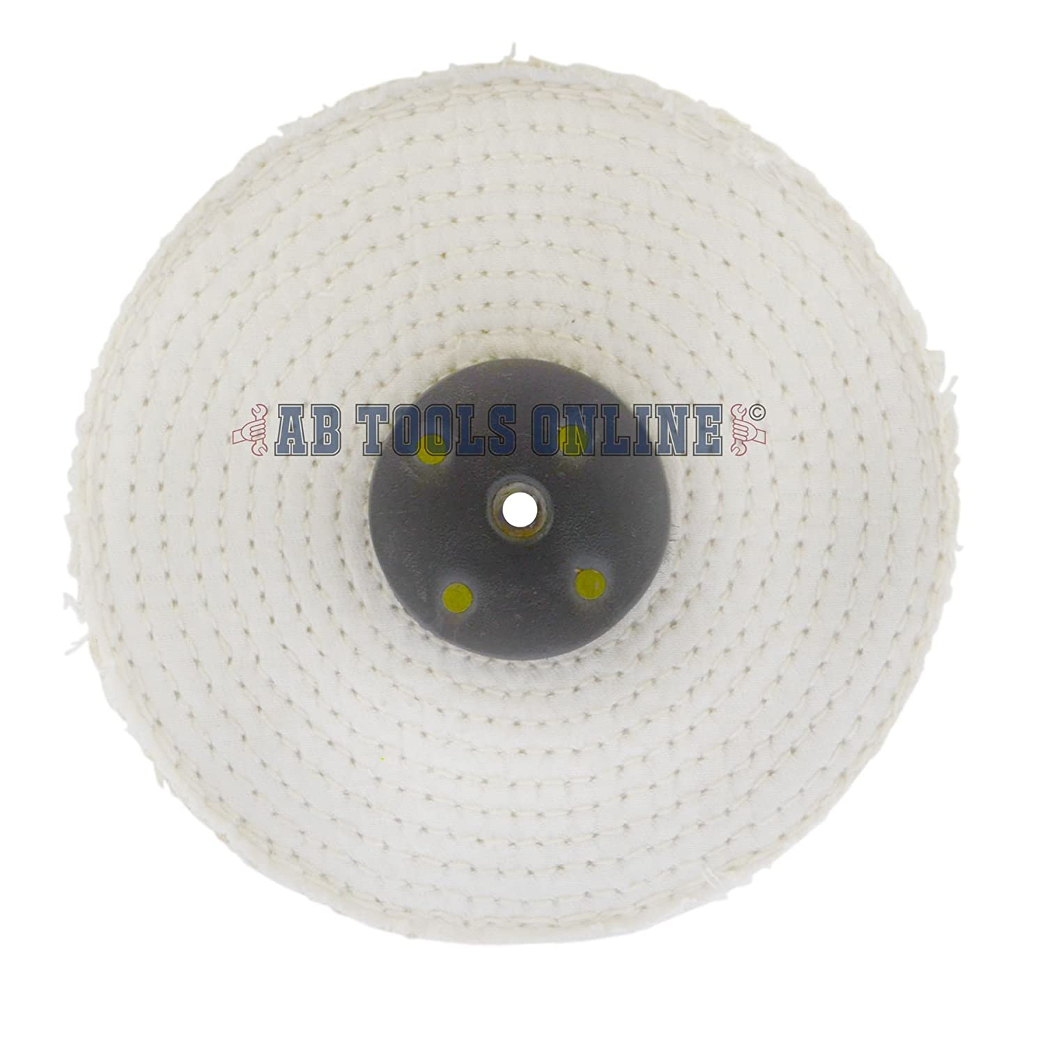Coupe rapide Sisal grossier Polissage Polissage RDP 6' x 0.5' 1 L'article 1er niveau Metal AB Tools