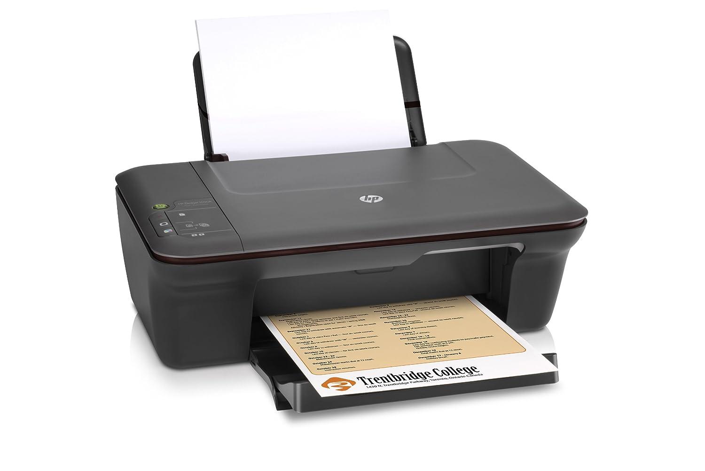 HP Deskjet Impresora multifuncional HP Deskjet 1050A - Impresora multifunción (De inyección de tinta, Copiar, Imprimir, Escanear, Copiar, Imprimir, ...