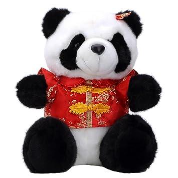 Amazon.com: Peluche llevar chino disfraz Panda suave ...