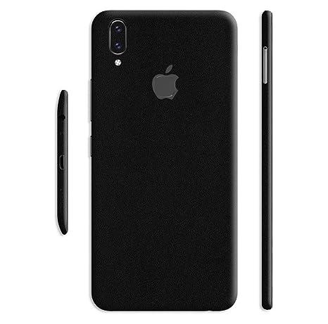 Gadgets Wrap Vivo V9 Converter Apple Logo Black Matte Amazon In