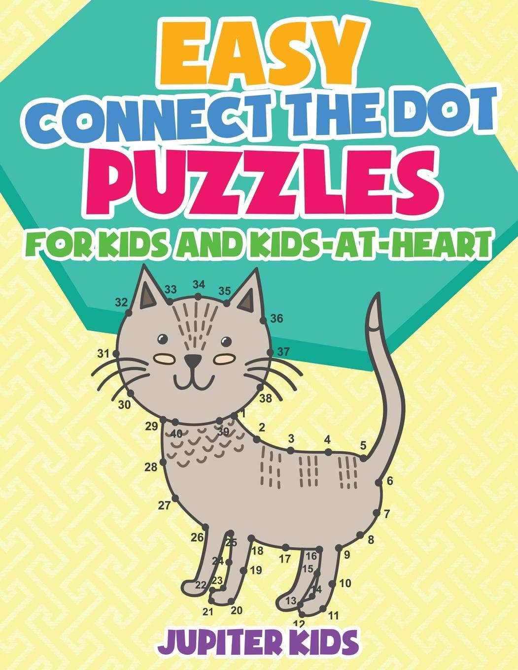 Download Easy Connect the Dot Puzzles for Kids and Kids-at-Heart pdf