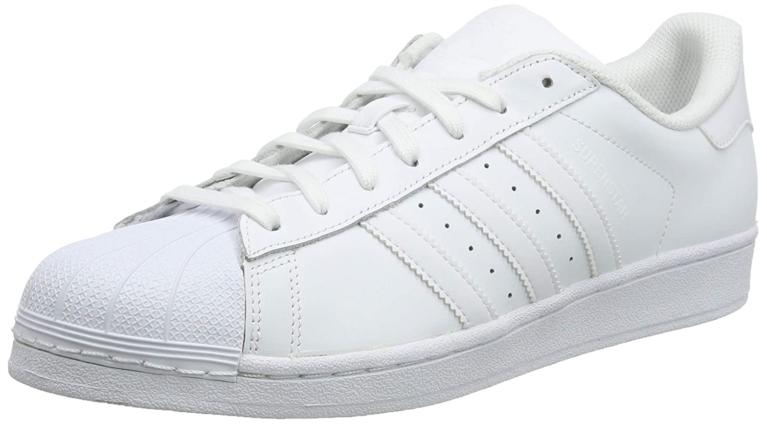 quite nice 8353c 09a78 adidas Superstar Foundation, Unisex Kids' Low-Top Sneakers