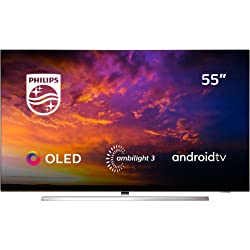 Philips 55OLED854/12 - Televisor Smart TV OLED 4K UHD