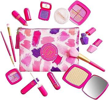 Make it Up, Set de Maquillaje de fantasía para niñas - Ideal para Niñas (No es maquillaje real) [Juguete]: Amazon.es: Juguetes y juegos