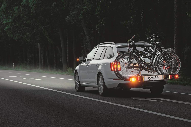 Westfalia-Automotive 304091600001 Feste Anh/ängerkupplung und Citroen Berlingo L1 alle 04//2008-08//2018 inkl. Tepee AHK f/ür Peugeot Partner Kasten//Kombi