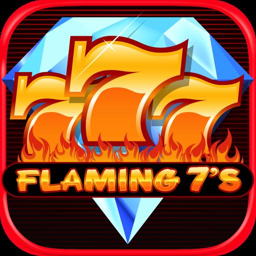 (Flaming 777's Slots FREE - Vegas Double & Triple Jackpot Bonuses & Classic Slot Machines)