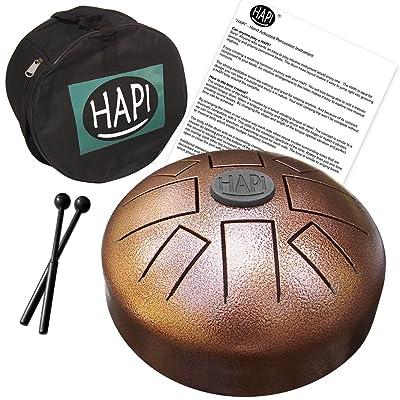 HAPI HDMINIDAKE 8inch Tongue Drum
