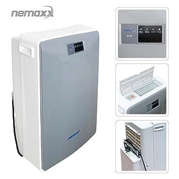 Deshumidificador Nemaxx BT25 deshumidificador secador portátil (max. 25litros/día): Amazon.es: Bricolaje y herramientas