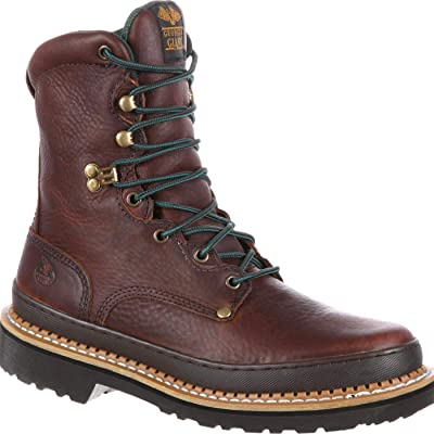 Georgia Boot Men's Georgia Giant Work Boot-M Farm and Ranch | Industrial & Construction Boots