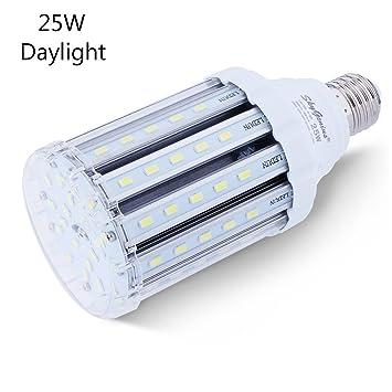 25W E27 Sockel LED Maiskolben Birnen Tageslicht 6500 Kelvin Maislampe Leuchtmittel Ersatz Fr 150W