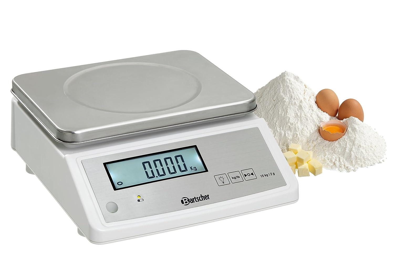 Bartscher Küchenwaage 15Kg 2g 84231010 Art. A300118: Amazon.de ...