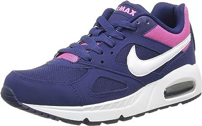 2018 shoes offer discounts top design Nike Wmns Air Max Ivo, Chaussures de Sport Femme, 37,5 EU, Bleu ...