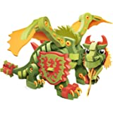 Bloco Toys Combat Dragon Building Kit Toy