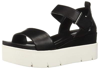 353312828 Amazon.com | Franco Sarto Women's Vanjie Wedge Sandal | Sandals
