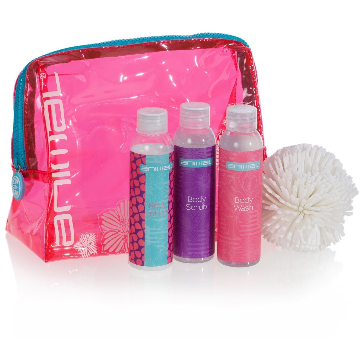 Wind Down Bath and Shower Collection and Wash Bag