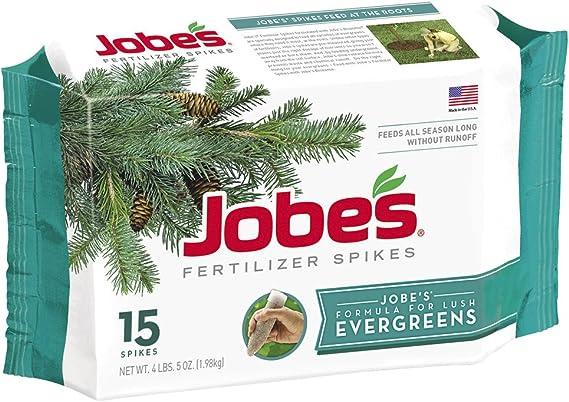 Jobe's 01661 Evergreen Fertilizer Spikes