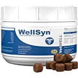 VetWELL Glucosamine Joint Supplements for Dogs - with Chondroitin, MSM, Omega 3s and Probiotics for Mobility, Healthy…