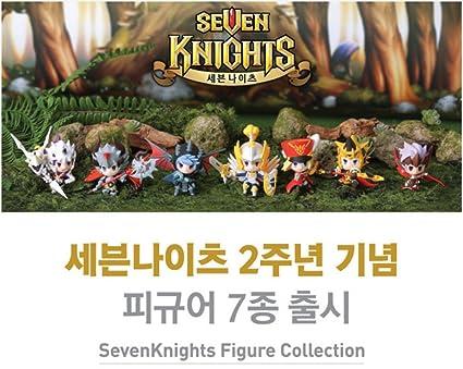 Amazon com: The Art of Seven Knights Game 1 Random Figure