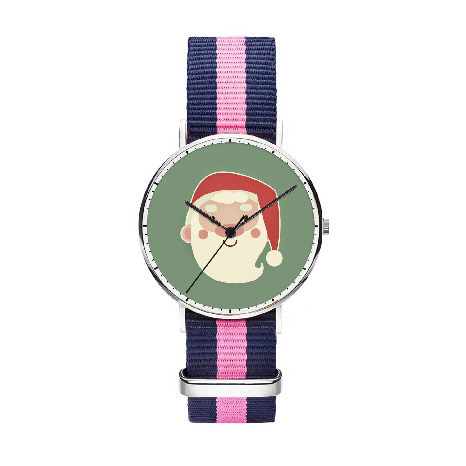 Amazon.com: Customized Drake Watch with Blue Pink Blue ...