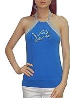 NFL Detroit Lions Womens Athletic Halter / Tank Top