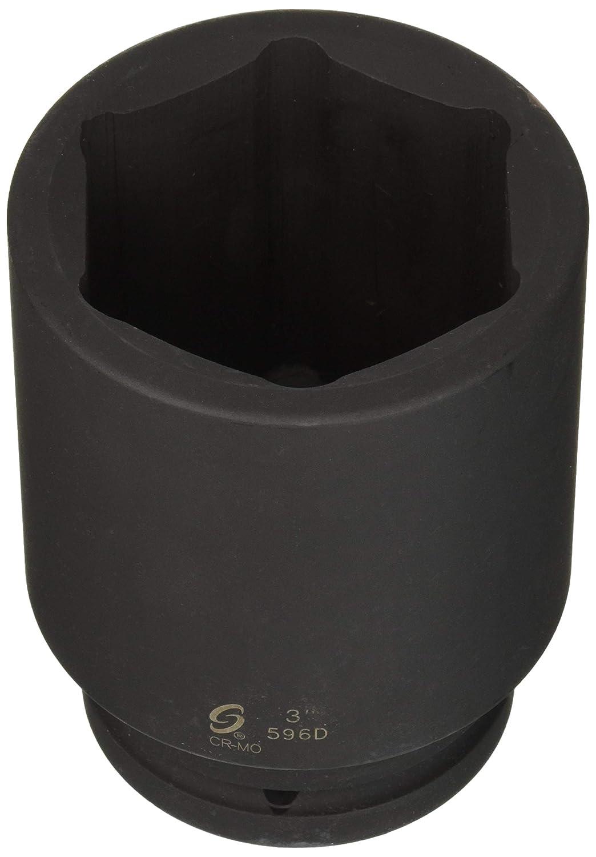 Sunex 596D 1 Drive 3 Deep Impact Socket