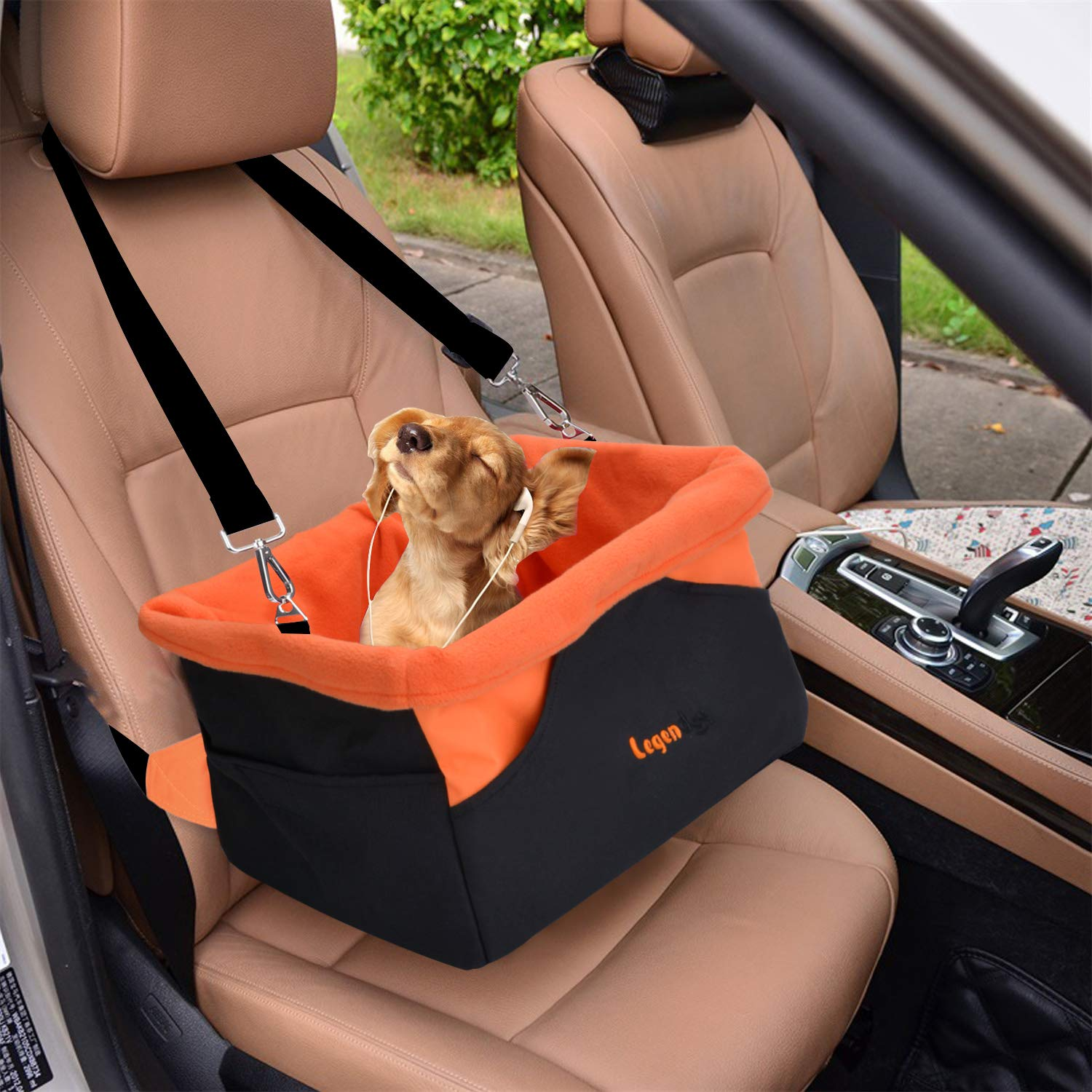 best traveller car seat dog