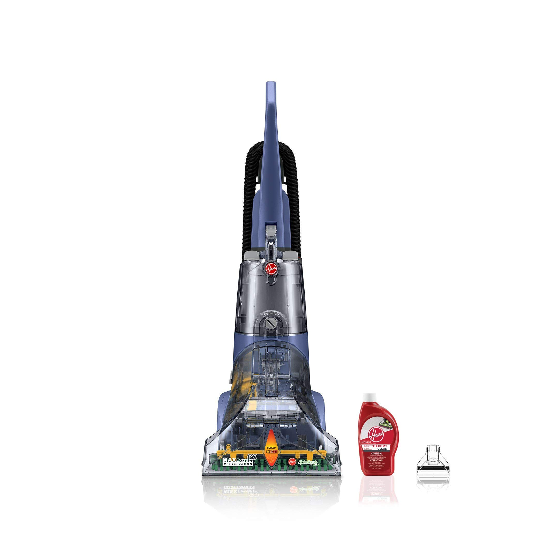 Hoover Max Extract 60 Pressure Pro Carpet Deep Cleaner, FH50220 (Renewed)