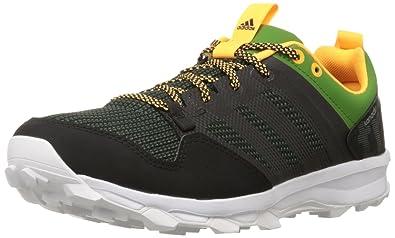 cheap for discount f38e6 5043a adidas Performance Men s Kanadia 7 TR M Trail Running Shoe,Black Black White