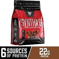 BSN SYNTHA-6 蛋白粉-巧克力奶昔 10.05磅(4.56千克)(97次量)