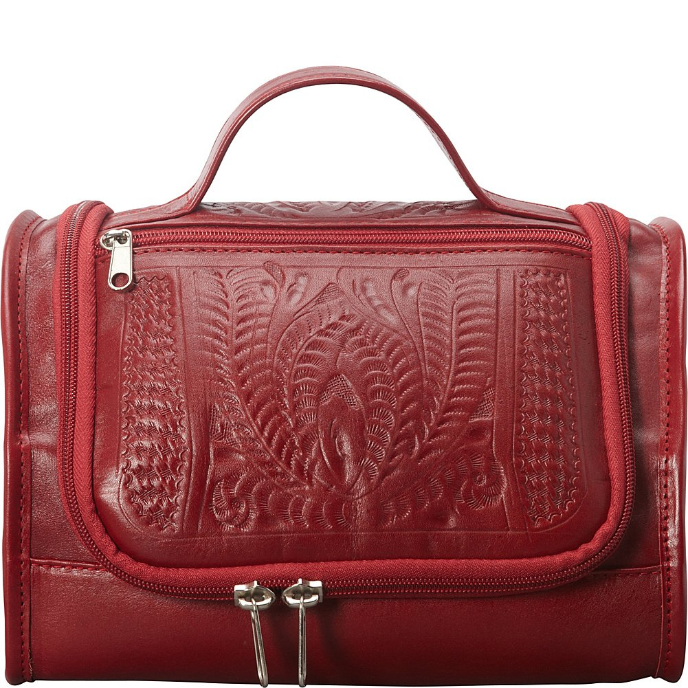 Ropin West Vanity Case Red