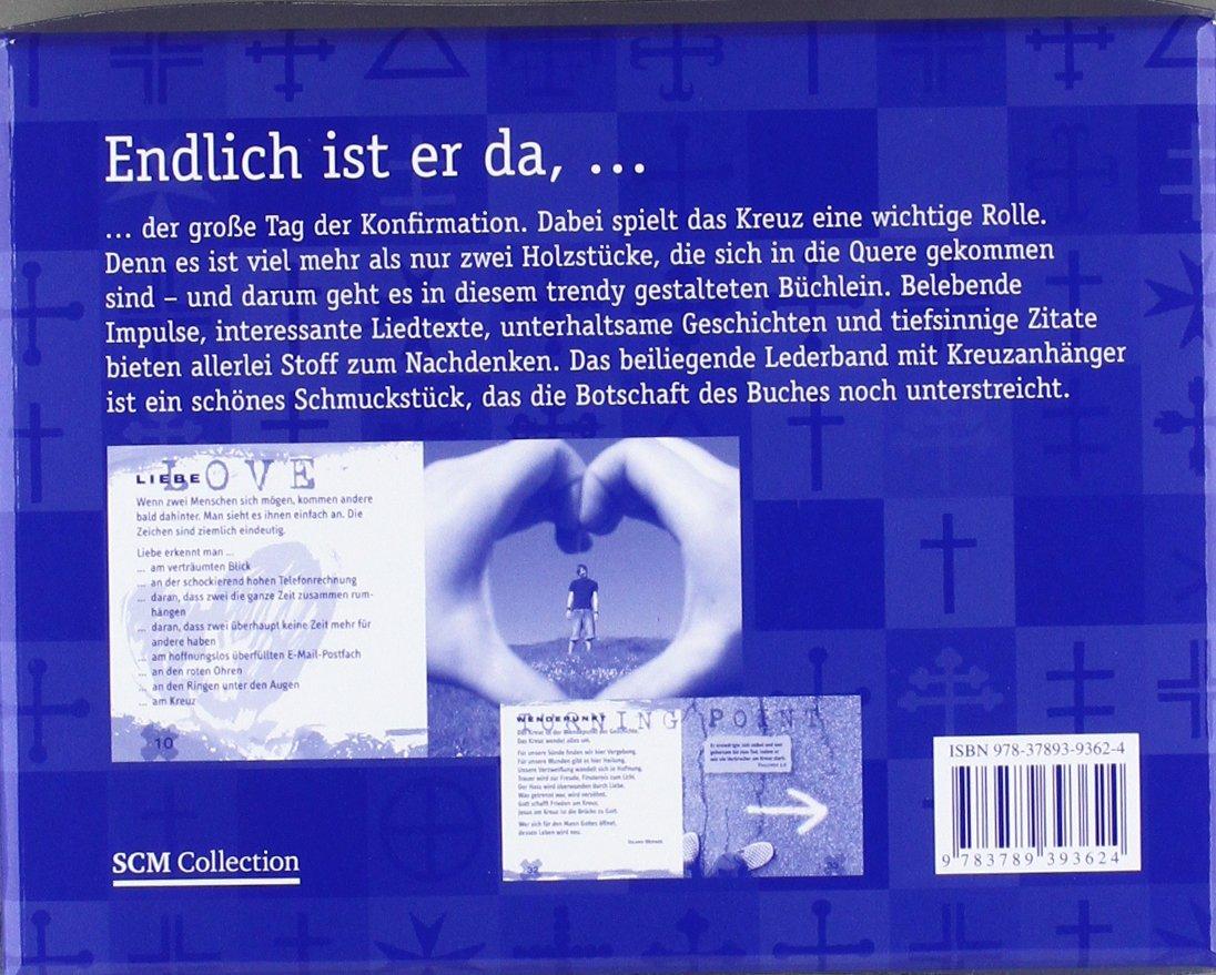 Crossover Das Buch Zur Konfirmation Amazon De Roland