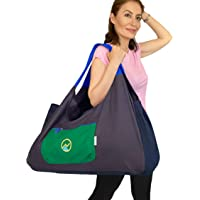 JoYnWell Full-Zip Extra Large Yoga Mat Bag with Sewn-in Mat Holder Straps and 4 Pockets | Fits All Your Yoga Accessories…