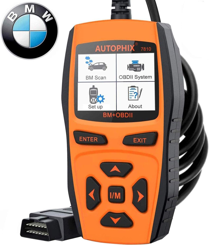 Autophix es910 OBD Deep Diagnostic Tool Fits for BMW I SERIES i12