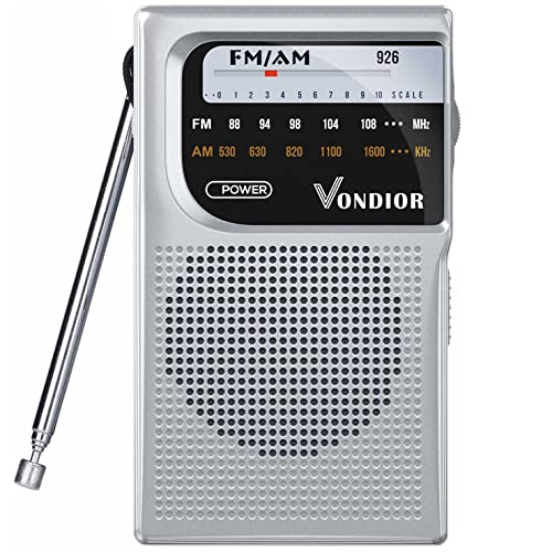 Vondior Portable Pocket Radio review