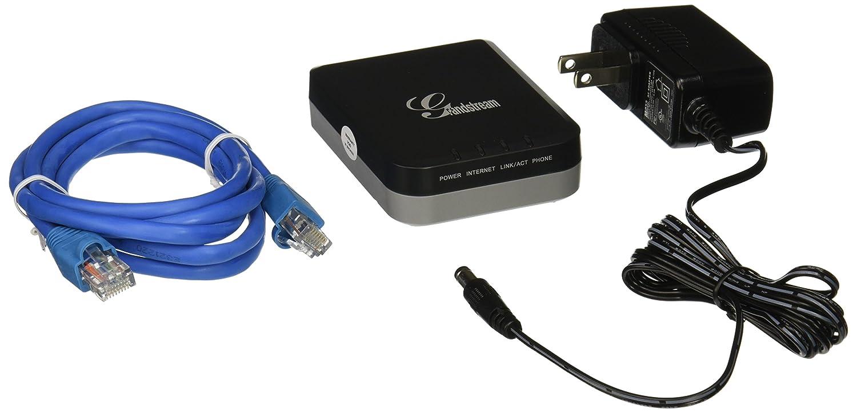 Grandstream GS HT Adaptador para teléfono VOIP M Mbps RJ color negro