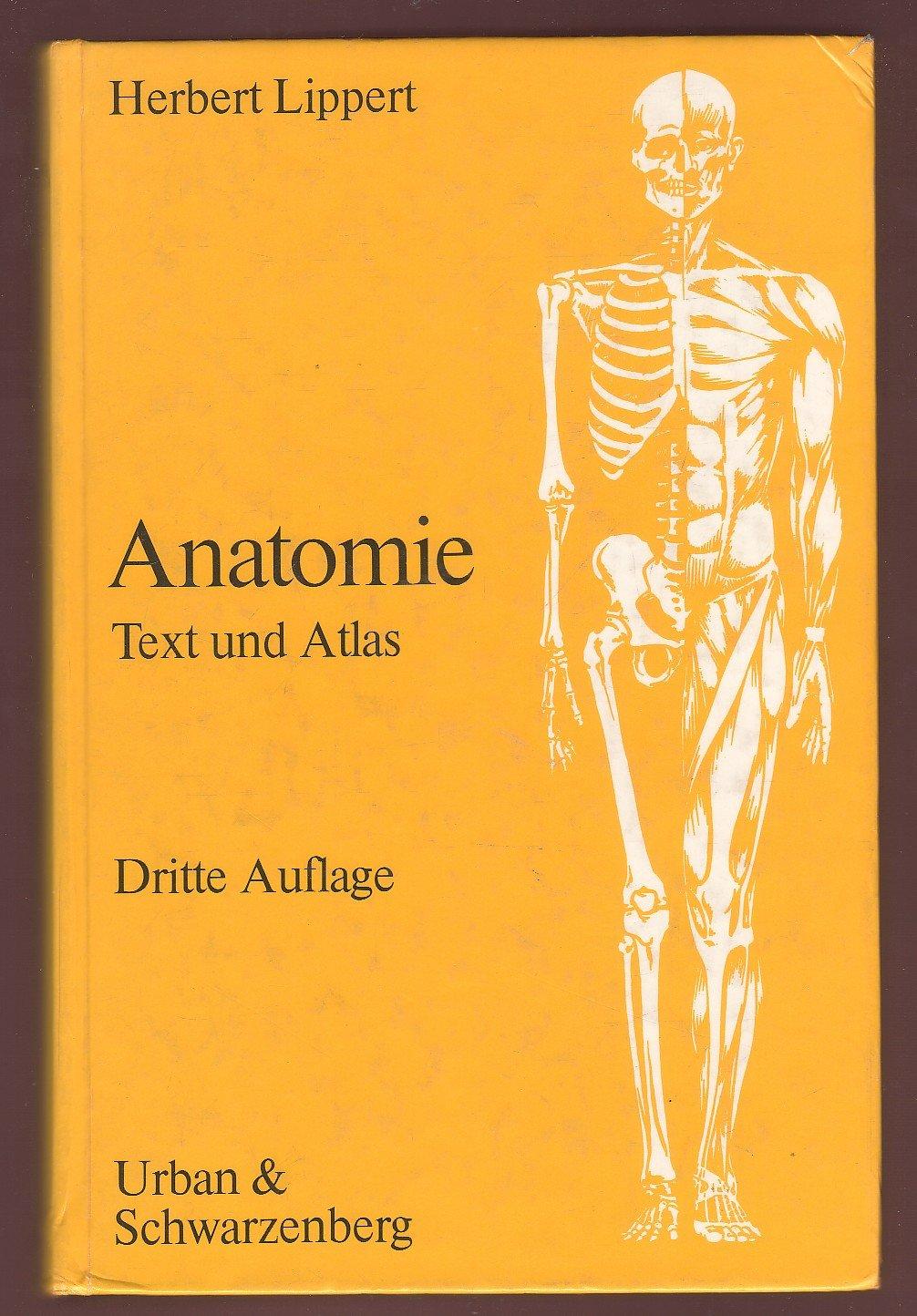 Anatomie Texte und Atlas: Amazon.de: Bücher