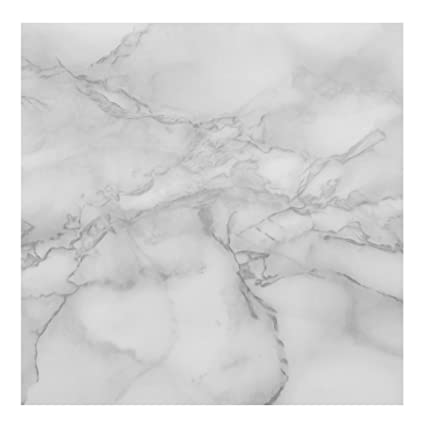 Bilderwelten Non Woven Wallpaper Marble Optic Black White