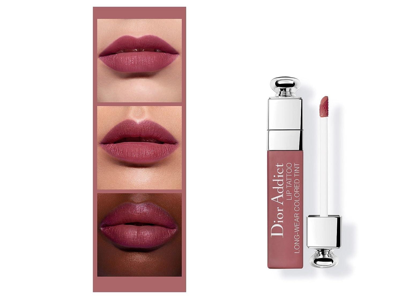 d931f1703b New Dior Addict Lip Tattoo coloured tint - bare lip sensation ...