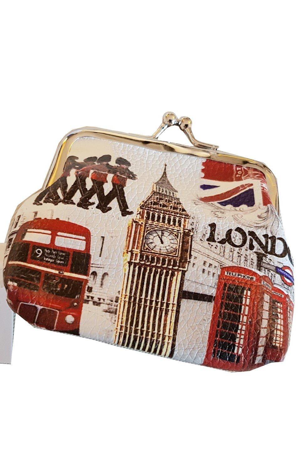 Monedero Vintage Souvenir de Londres/Altamente Coleccionable ...