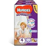 Huggies Pannolino Mutandina, Taglia 4 (9-14 Kg), 2 Pacchi da 36 Pezzi