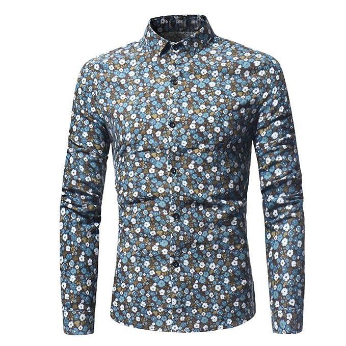 best loved 2798e d306d ASHOP Abbigliamento Uomo, Camicia Uomo Maniche Lunghe, Uomo ...