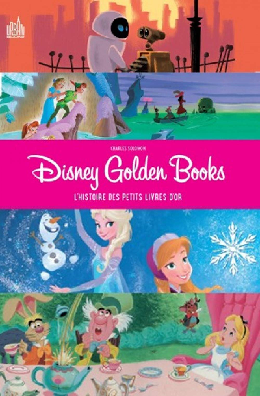 Amazon Com Disney Golden Books L Histoire Des Petits