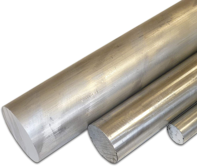 150 mm +//- 5 mm 6082 B/&T Metall Aluminium Rund /Ø 90 mm gepresst AlMgSi1 F28 15 cm L/änge ca