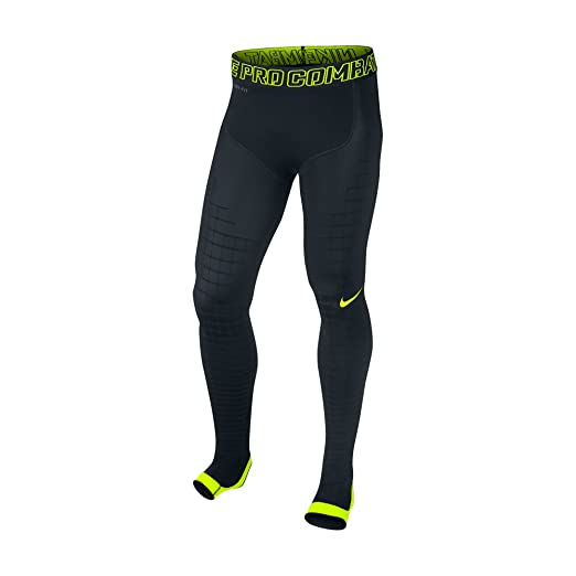 2832f84c94a4 Nike Pro Combat Recovery Hypertight Compression Tights Black - XX-Large