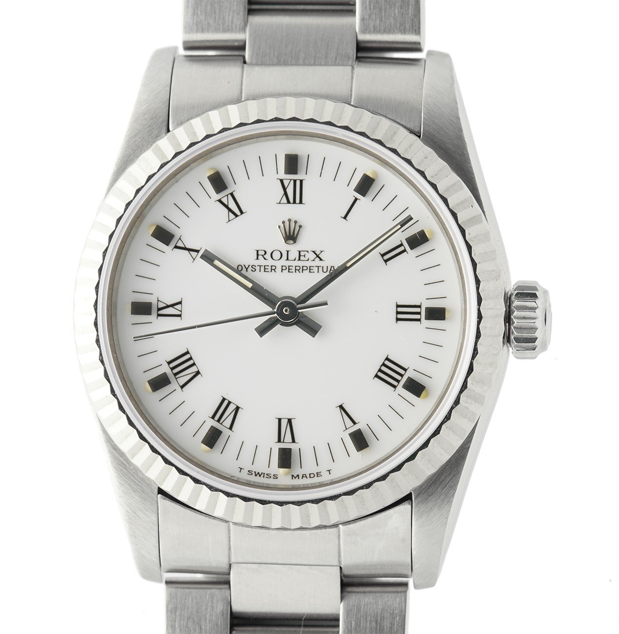 Rolex Oyster Perpetual automatic-self-wind womens Watch 67514 (Certified Pre-owned)